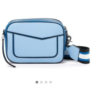 BOTKIER COBBLE HILL LARGE CAMERA CROSSBODY Blue
